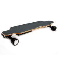 Hub Motor Off Road Boosted Electric Skateboard Maple Electric Longboard