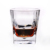 252ml square whiskey cup glasses