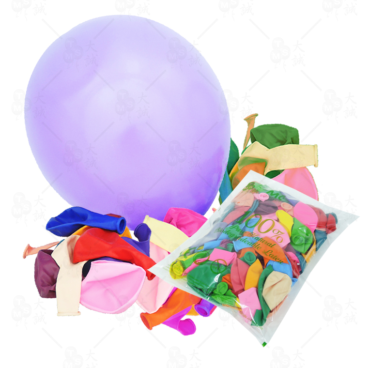 12inch Standard Balloon - Assorted Color