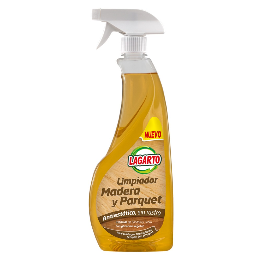 Lagarto Wood and Parquet Flooring Cleaner
