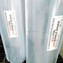 Thermal Reflective Double Sided Aluminium Bubble Foil Insulation (SN2-B)