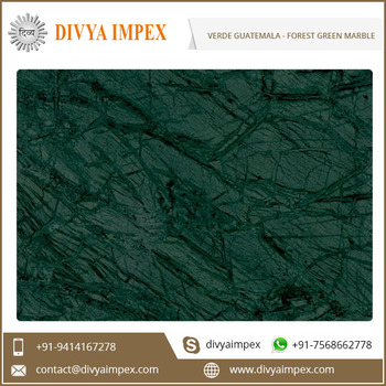 Natural Indian Forest Green Marble