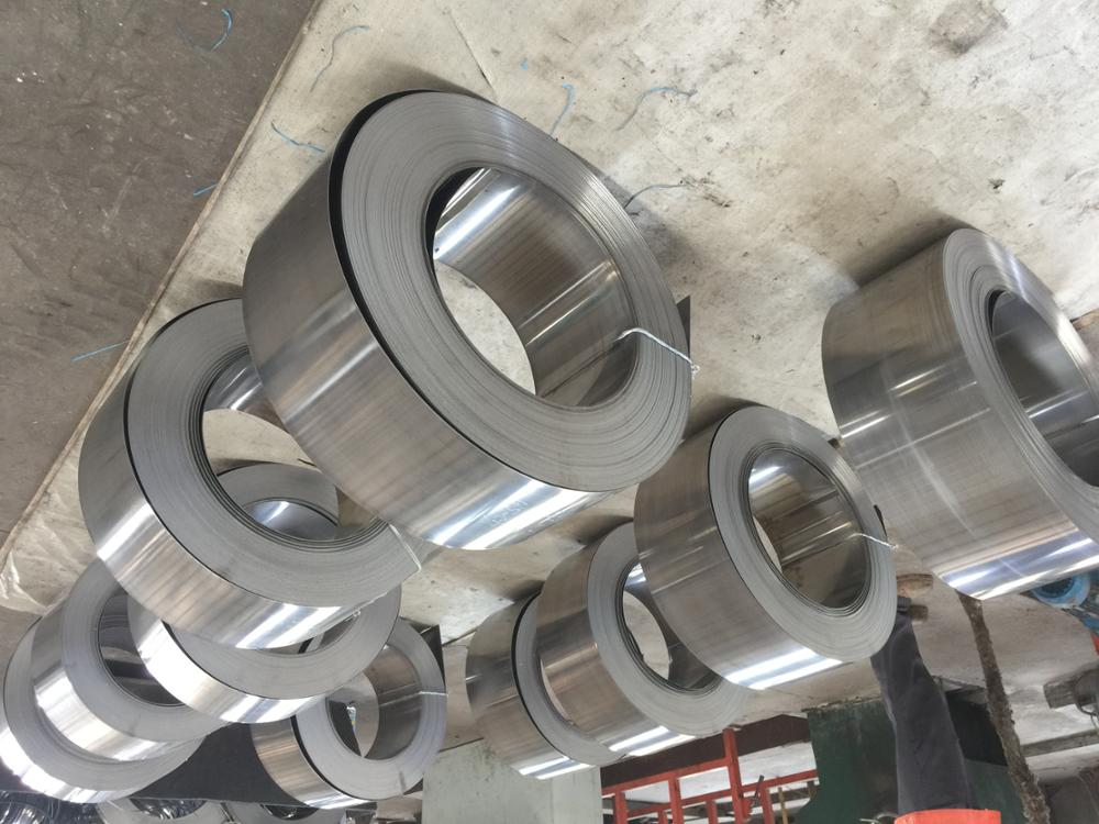 martensite grade, 13% Cr, AISI 420A, 1.4021, X20Cr13 cold rolled stainless steel strip coil