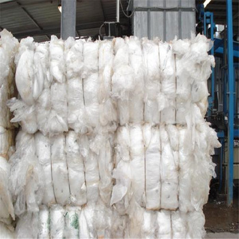 CLEAN LDPE PLASTIC FILM 98/2 99/1 95/5 SCRAP