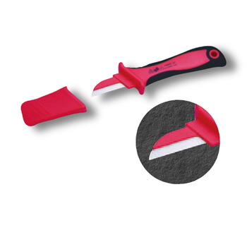 Powerful VDE Cable Knives PZCK-5 Insulated tool