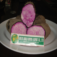 PURPLE YAM - HIGH QUALITY - CHEAPEST PRICE