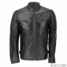 Latest Design Leather Jacket Manufacturers from sialkot pakistan/fashion leather jackets /cheap but quality leather