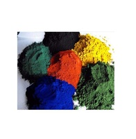 Iron Oxide Pigment - Red/Yellow/Black/Blue