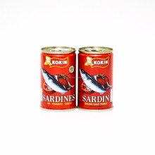 Best Sale Indonesia Canned Sardine with Tomato Sauces 155g