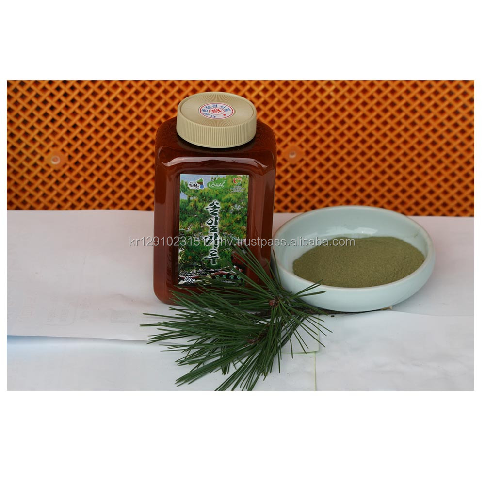 Hot Product good sale Beverage type vitamin A and C Sweet Pine Pollen Extract Powder