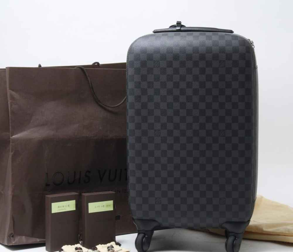 Pre-owned LOUIS VUITTON Zephyr55 N23005 Travel Bag [ used original brand bag in bulk for Business]