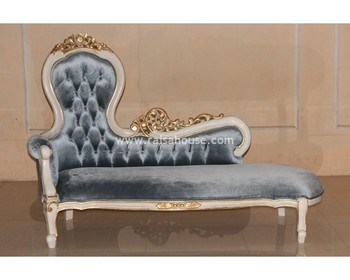 French Furniture Indonesia - Chaise Lounge High Side on the Left Jepara Furniture
