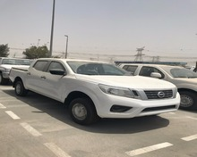 Nissan Navara 4WD M/T Petrol @ 72000AED And 2WD 62000AED