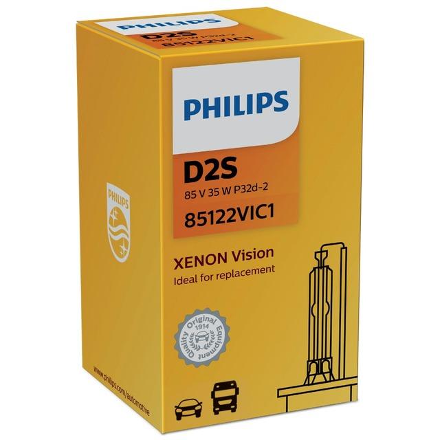 Philips Xenon Vision gen2 D2S (Single) 85122VIC1
