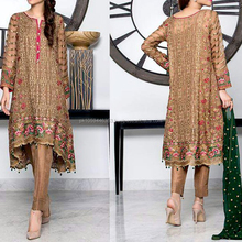 pakistani ladies chiffon dresses, Chiffon shalwar kameez suits, pakistani chiffon dresses