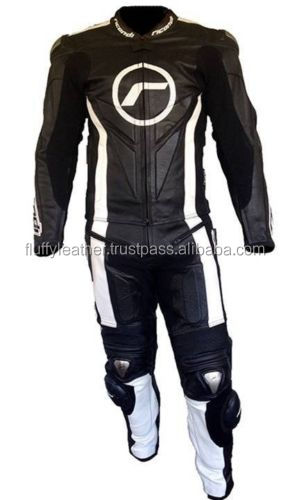 Motorbike Leather Motorcycle Race Suit--MS-151