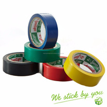 High Conformity and Elasticity PVC Electrical Insulation Tape
