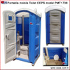 Portable Toilet Mobile Portable Toilet Western