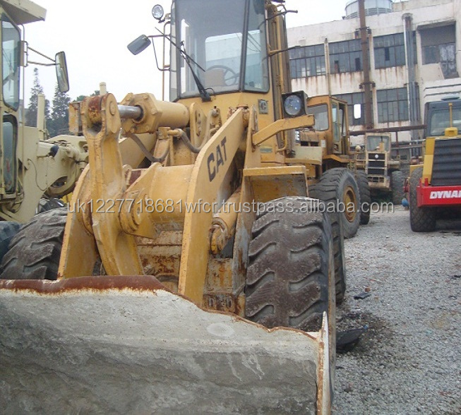japan made CAT Loader 936E/Cat used 936E 936F Wheel Loader for good sale