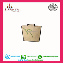 Jute products/ jute wine bags for gift