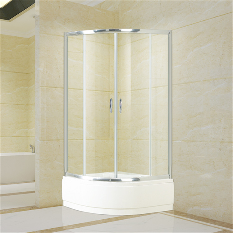Outstanding framed shower cabin gold with competitive price