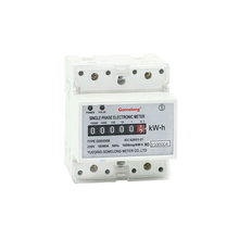 Factory directly sales din rail and panel electricity energy <strong>meter</strong>