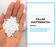 PE Based Filler Masterbatch - CPI Plastic Company Direct Supply