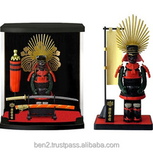 Japanese samurai armor figure for looking for distributor in Middle East Countries alibaba wedding dresses 2015