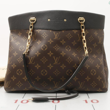 Used designer Brand Handbag LOUIS VUITTON Pallas Shopper M51198 handbags for Bulksale. Many brands available.