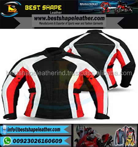 Motorbike jackets - new design Codura Jacket Motorcycle Motorbike Jacket/Motorcycle Racing Textile Jacket