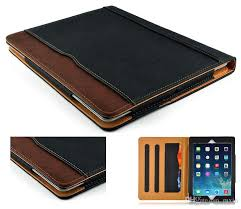 Leather Card Case for iPad mini 4 Tablet Wallet Card ##825#