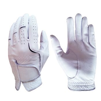 Cheap prices Combination Glove , Genuine Cabretta Leather