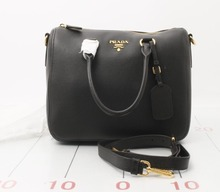 Original Used PRADA Handbags Good Quality 1BB023 Pure Leather Genuine leather for wholesale to Retailers