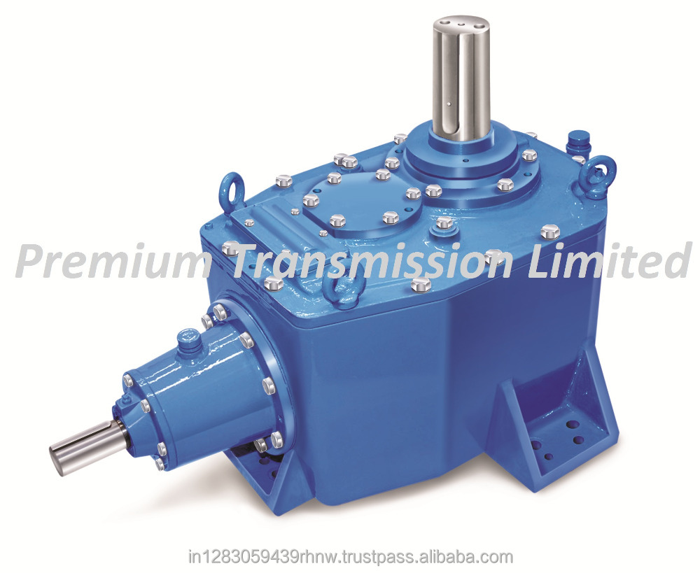 Premium Bevel - Helical Gearbox for cooling tower application