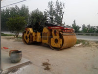 original used dynapac ca622 heavy road roller