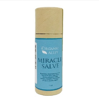 Organic Alley Miracle Salve Deo Stick