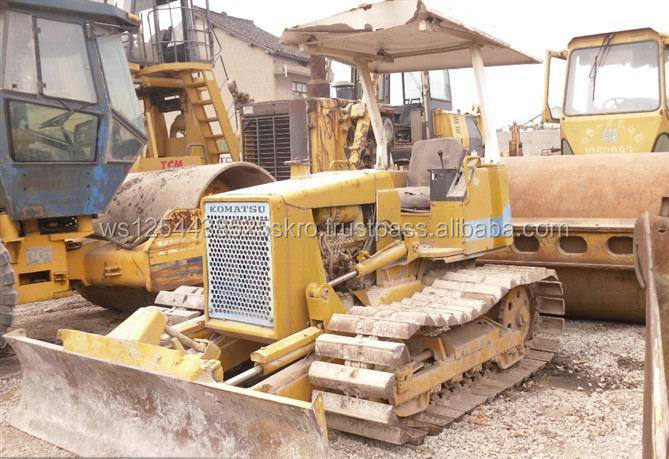 used mini komatsu bulldzoer d21 dozer for sale
