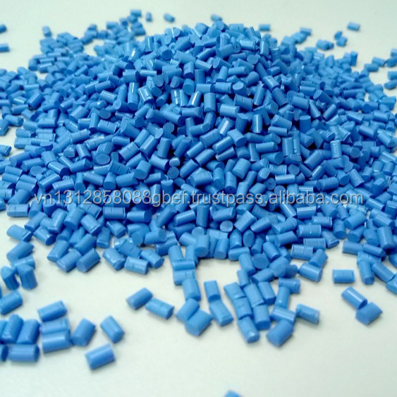 Blue Color Masterbacth for blowing films, raffia, non-woven, blowing molding, injection molding, exstrusion, lamination.