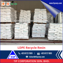 Best price! LDPE / Reprocessed & Recycled Low Density Polyethylene / LDPE Granules