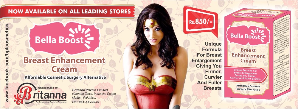 Bella Boost Breast Enhancement Cream