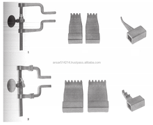 rigid retractor set Pakistan Import Export Surgical Instruments Manufacturers and Suppliers