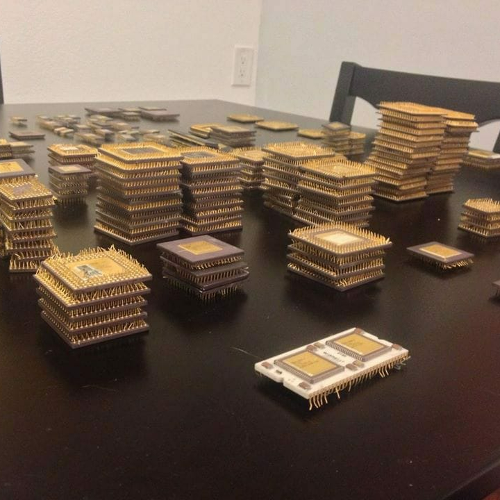 GOLD RECOVERY CPU CERAMIC PROCESSOR SCRAPS AND COMPUTER MOTHERBOARD SCRAPS FOR SALE