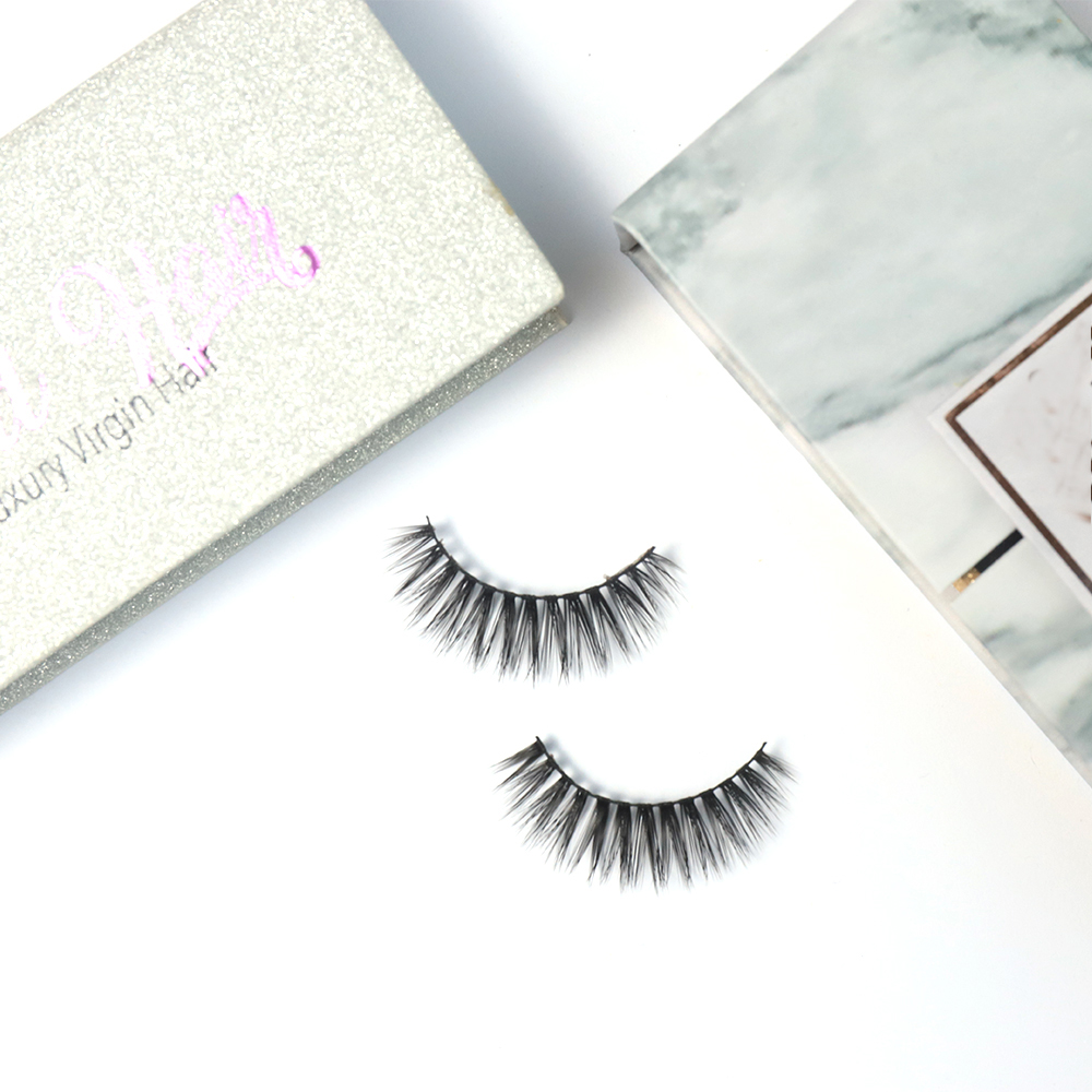 Wholesale Private Label Siberian Real 3d Mink Fake Eyelashes