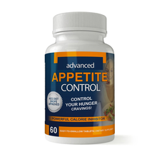 100% Natural Appetite Control - Advanced Fat Burner Supplement
