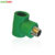 [EUROPIPE] high quality PP materials of PPR fittings Green Male Thread tee size 32 mm