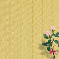 Chinese Factory Supply Home Decoration Good Quality New Design Background 3D Foam Wallpaper