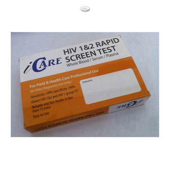 Antibody Test Type Quick Result HIV Rapid Home Test Kit at Best Price