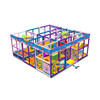 Softplay Ball Pool Track Indoor Playground 6x6x2.5 meter