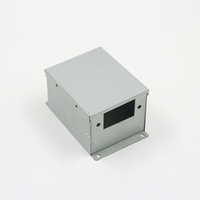Customized Service Sheet Metal Enclosure Box Fabrication