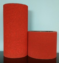 Cheap Ceramic grain abrasive cloth roll for making flap disc